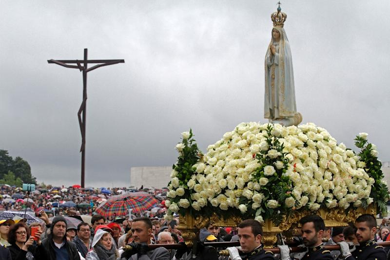 The canonisation of Jacinta and Francisco Marto will take place during Pope Francis' visit to Fatima Catholic shrine visited by millions of pilgrims every year