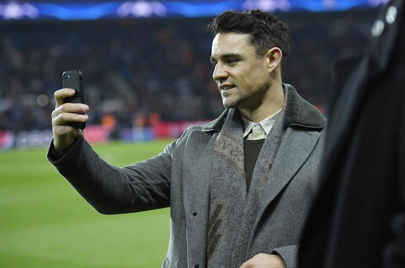 Former All Black Dan Carter caught drink-driving in France
