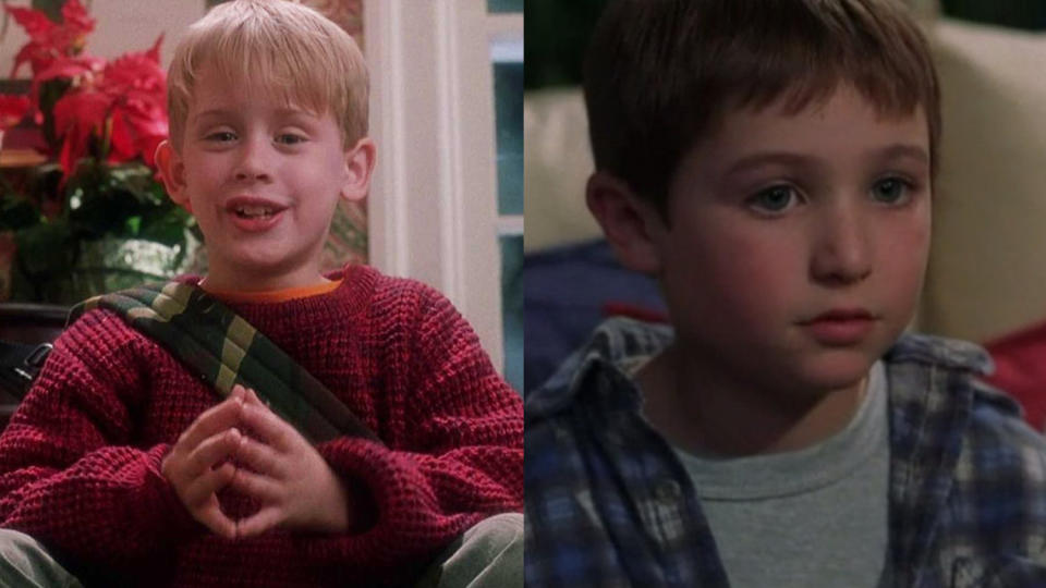Mike Weinberg played Kevin McAllister in 'Home Alone 4', taking over from Macaulay Culkin. (Credit: Fox)