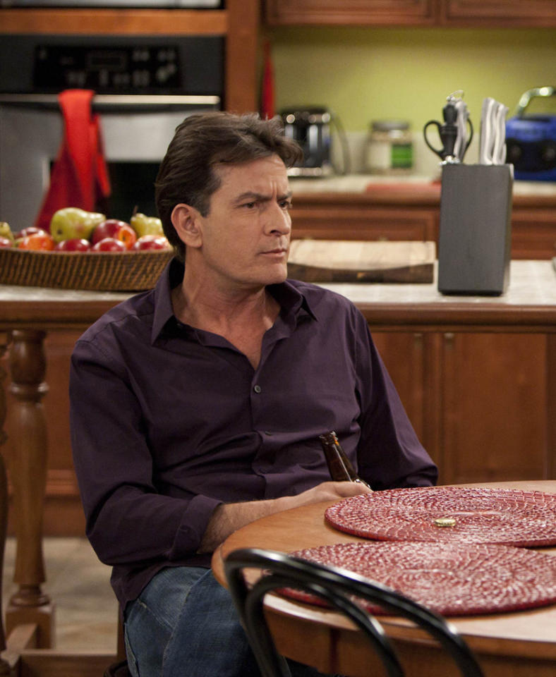 "Charlie Sheen stars in ""Anger Management"" on FX."
