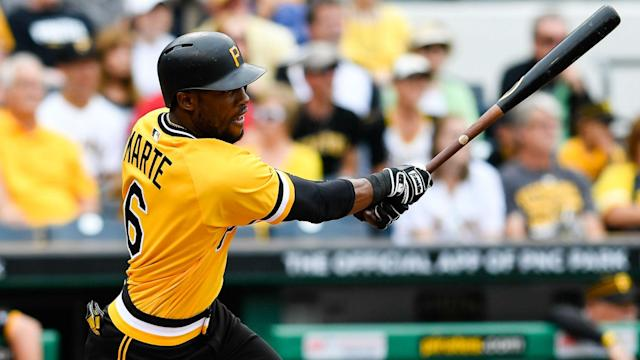 The outfielder was suspended 80 games by MLB on Tuesday for violating the league's drug policy.