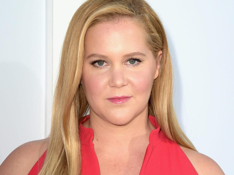 Amy Schumer said she would never lose weight for a role again.
