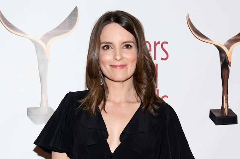 Tina Fey Calls Out White Female Trump Voters