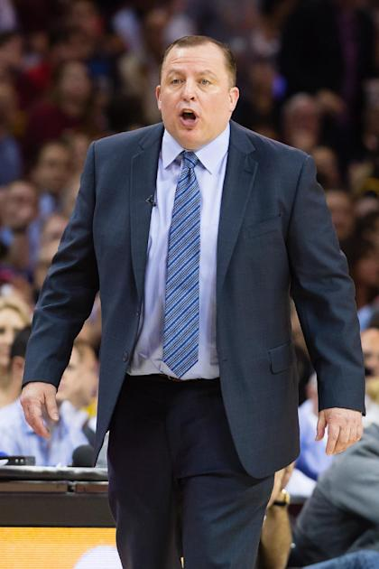The Bulls owe Tom Thibodeau the remaining $9 million on his contract. (Getty Images)