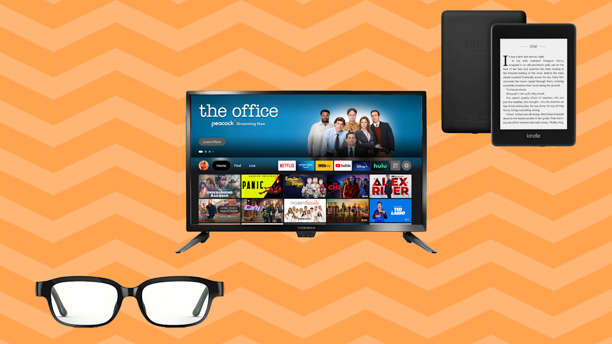 From tablets to TVs, this tucked-away Amazon section is poppin' with Echo, Fire TV and Kindle secret sales! (Photo: Amazon)
