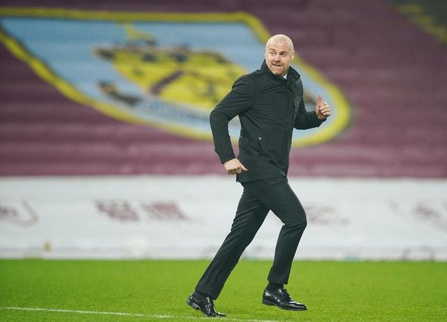 Sean Dyche may have a spring in his step if he gets the investment in his Burnley squad he has long hoped for