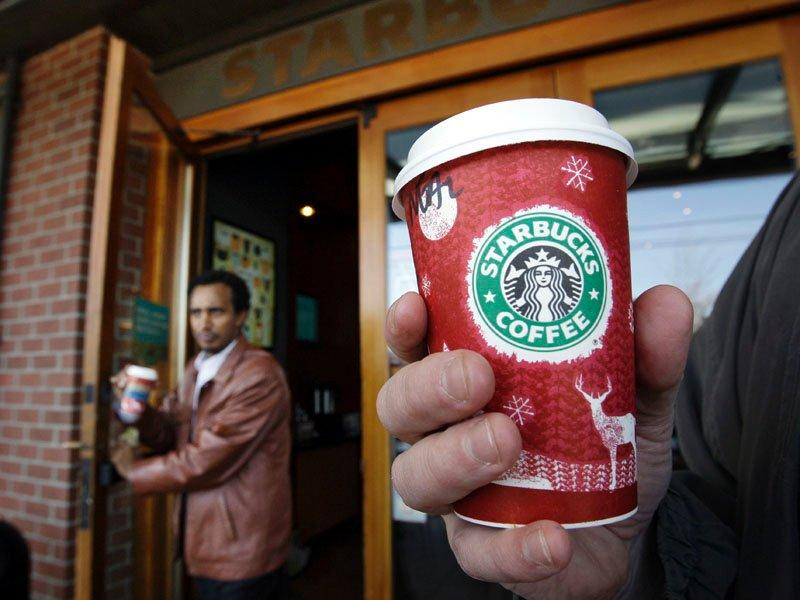 Starbucks eyes global growth but Aust lags