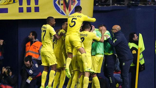 <p><strong>Average goals conceded per game: 0.75 (9 goals in 12 games) </strong></p> <br><p>It's been a very positive campaign for the Yellow Submarine so far, with Fran Escriba's men threatening to challenge the top 4. </p> <br><p>One reason for their success this year has been their astute defending, marshalled in particular by Mateo Musacchio, who has helped Villarreal keep an average of 0.75 goals per game since the turn of the year.</p>