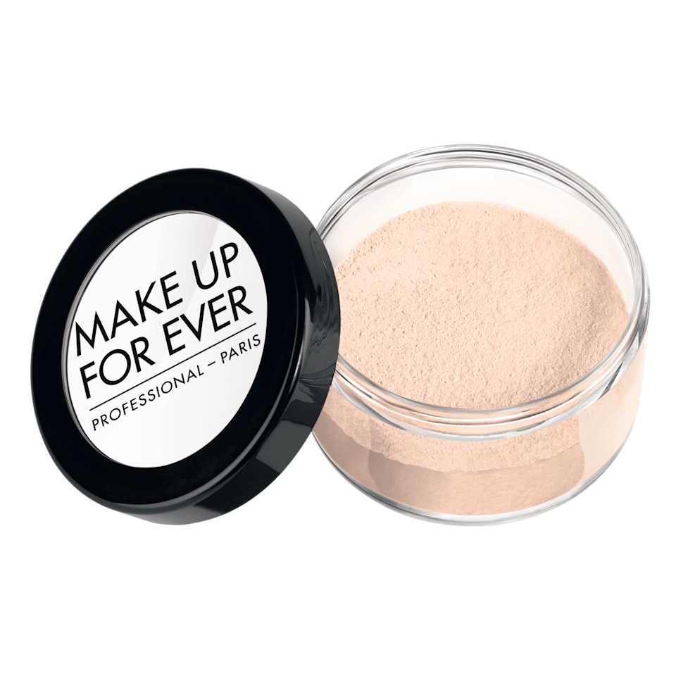 <p>If you have dry skin but still want to reap the benefits of setting powder, <span>Make Up For Ever's Super Matte Loose Powder</span> ($31) might be your answer. It's known to go easy on dry skin while acting as a smooth finish for foundation.</p>