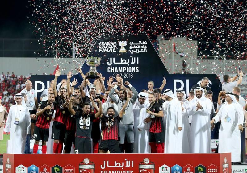 Al Ahli downs Al Shabab and lifts UAE League Cup title