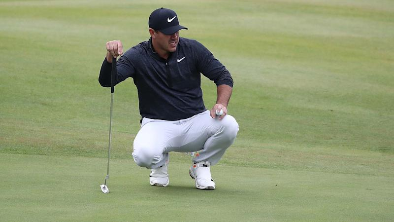 Koepka WDs in Korea after reaggravating knee injury