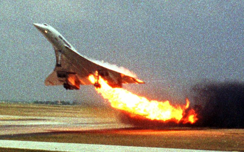 French court overturns Concorde crash conviction
