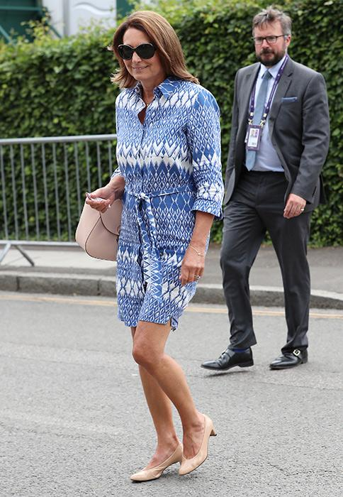 2249d89ef Carole Middleton's Wimbledon final dress is selling out SO FAST