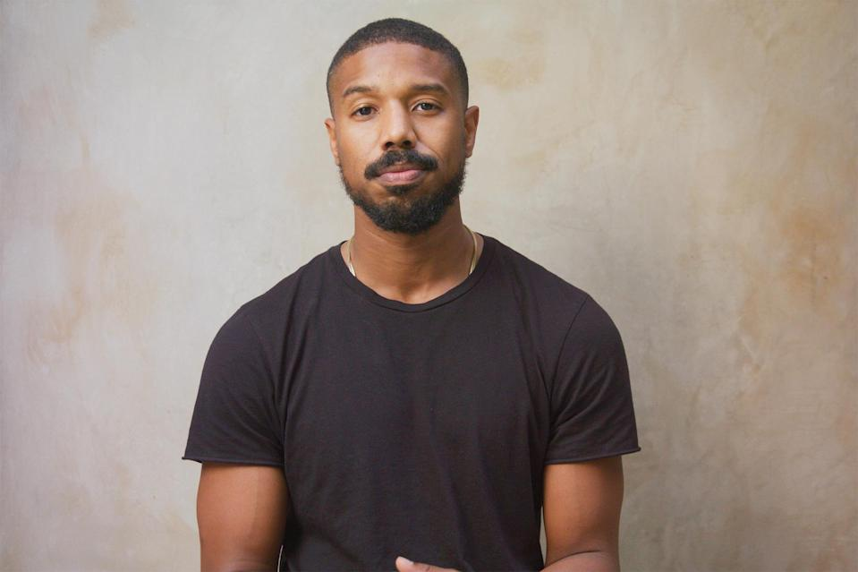 <p>Michael B. Jordan took part in the inaugural MDA Kevin Hart Kids Telethon to raise funds for the Muscular Dystrophy Association (MDA).</p>