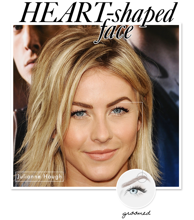 The Best Eyebrow Shapes To Flatter Your Face