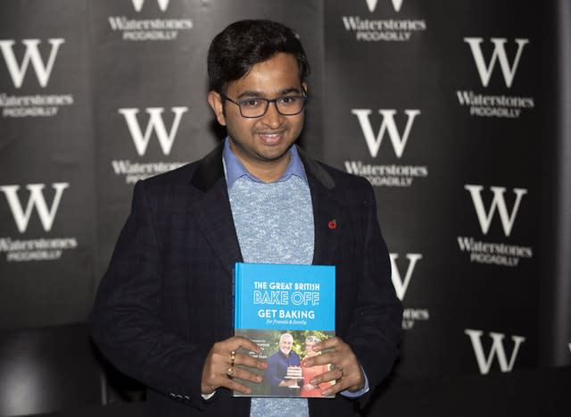 The Great British Bake Off 2018 Book Signing – London