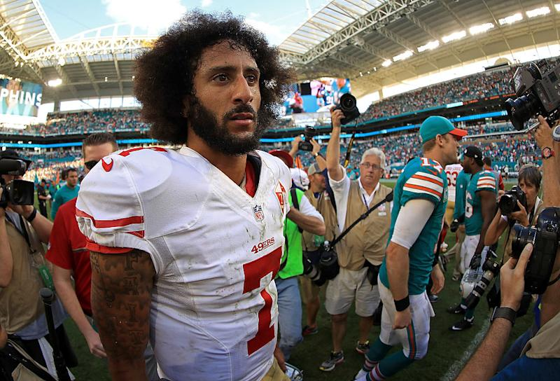 Colin Kaepernick's Lawyer Says He Can Prove NFL Team Owners Colluded Against His Client