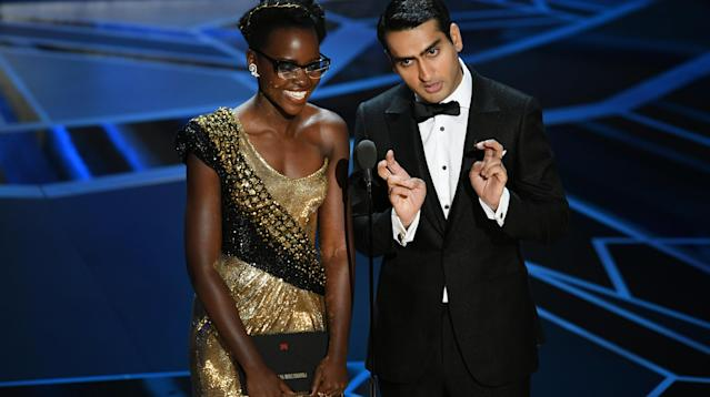 Lupita Nyong'o, Kumail Nanjiani Honor Dreamers In Moving Oscars Speech