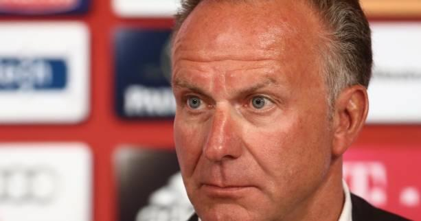 Foot - C1 - Bayern - Karl-Heinz Rummenigge : «le Real Madrid est favori» face au Bayern Munich