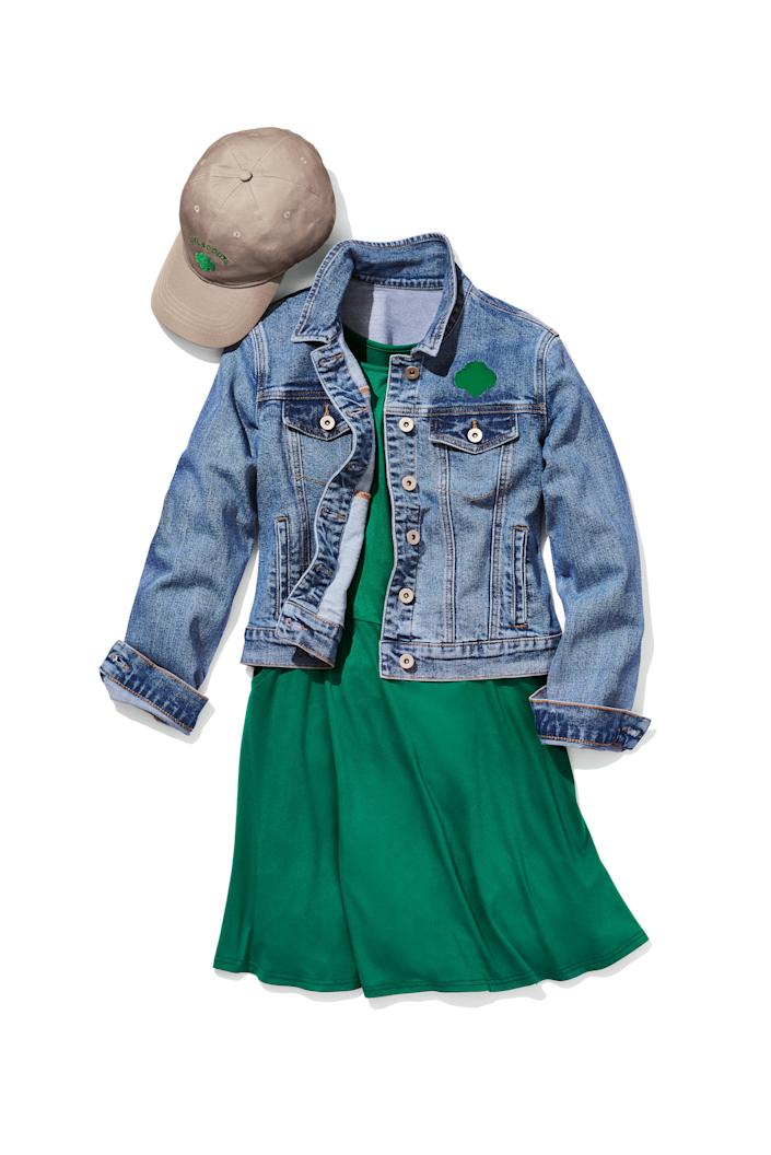 new Girl Scou (Girl Scouts of the USA)