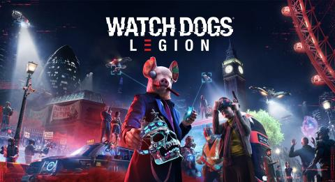 Ubisoft Announces Watch Dogs®: Legion Will Be Available October 29, 2020