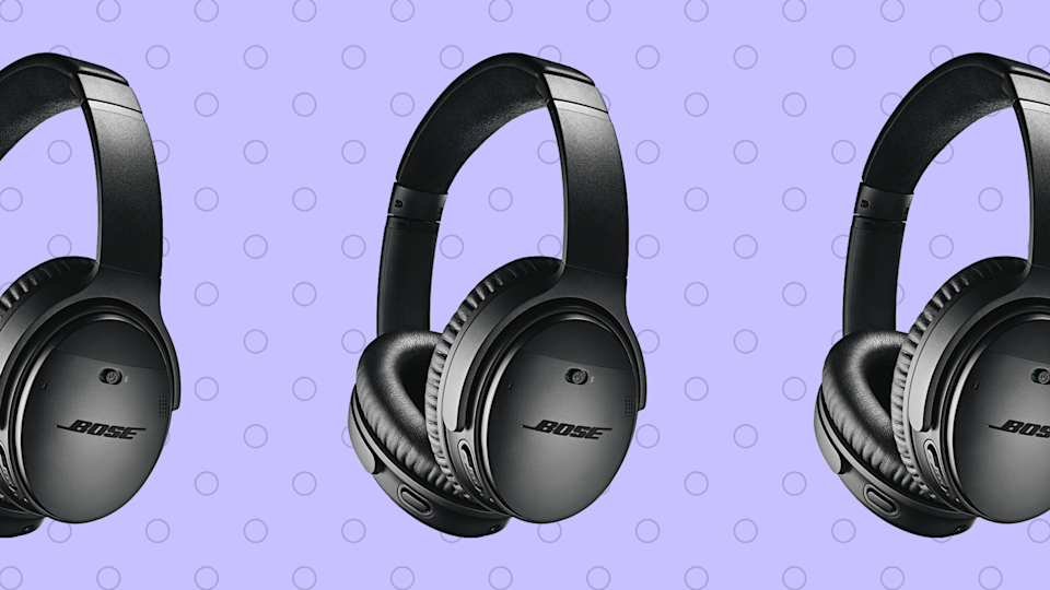 Best Black Friday deals on headphones are happening right now at Walmart. (Photo: Bose)