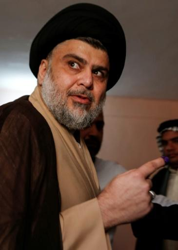 Shiite cleric Moqtada Sadr rose to prominence in the wake of the US invasion of Iraq, when his militia fought a bloody insurgency against American troops�