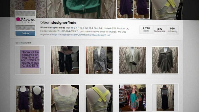 Insta-Sales: Using Instagram as a Personal Shopping Mall