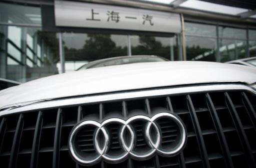 Volkswagen to recall over 680,000 Audis in China