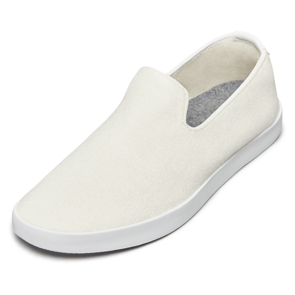"""<p><strong>Allbirds</strong></p><p>allbirds.com</p><p><strong>$95.00</strong></p><p><a href=""""https://go.redirectingat.com?id=74968X1596630&url=https%3A%2F%2Fwww.allbirds.com%2Fproducts%2Fwomens-wool-loungers-natural-white&sref=https%3A%2F%2Fwww.goodhousekeeping.com%2Fholidays%2Fgift-ideas%2Fg1405%2Fgifts-for-her%2F"""" rel=""""nofollow noopener"""" target=""""_blank"""" data-ylk=""""slk:Shop Now"""" class=""""link rapid-noclick-resp"""">Shop Now</a></p><p>Replace her worn-out sneakers with Allbirds' ultra-comfy offering. They're just as versatile as traditional sneakers, but they have a more relaxed look thanks to the knit upper. </p>"""