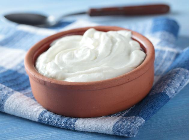 <b>Yogurt to protect against high blood pressure</b> <br>A new study suggests that low-cal yogurt (<b>dahi</b>) can help lower risk of blood pressure. Yogurt is known to have many health benefits; it is a source of calcium, provides hydration, makes for a healthy snack and helps manage body weight. Studies also show that long-term yogurt consumption leads to lower systolic blood pressure as well as lowers the risk of developing high blood pressure.