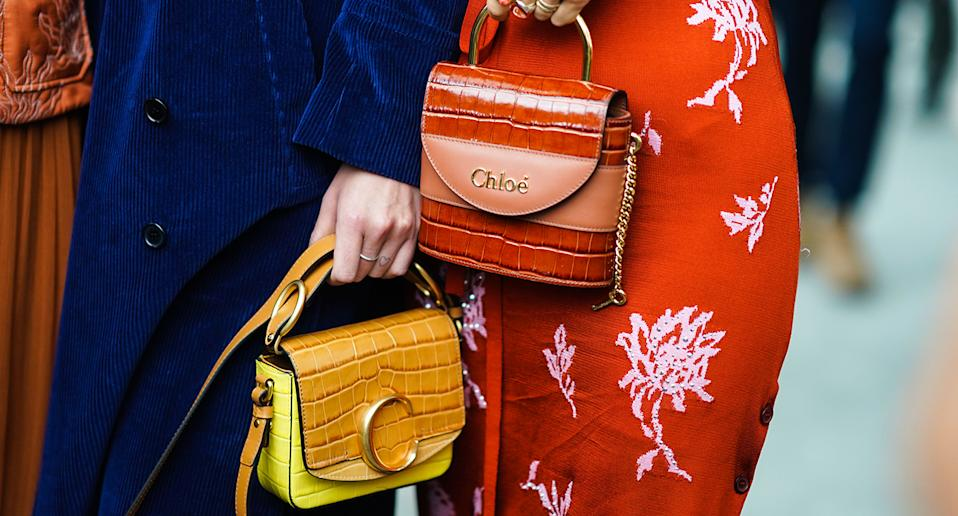 The designer items to snap up in Net-A-Porter's sale now. [Photo: Getty]