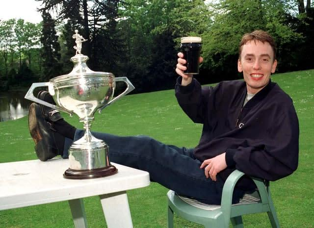 Ken Doherty won the world title in 1997 (Paul Barker/PA Archive)