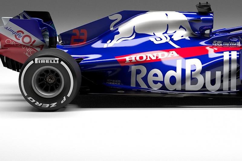 Closer Red Bull ties helping Toro Rosso 'focus'