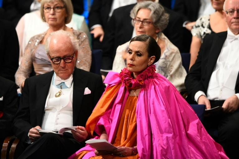The Swedish Academy's former permanent secretary Sara Danius was suffering from breast cancer