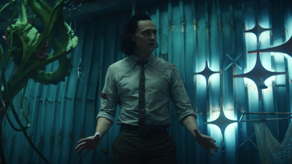 """Tom Hiddleston's Loki explores the Void in """"Journey into Mystery."""""""