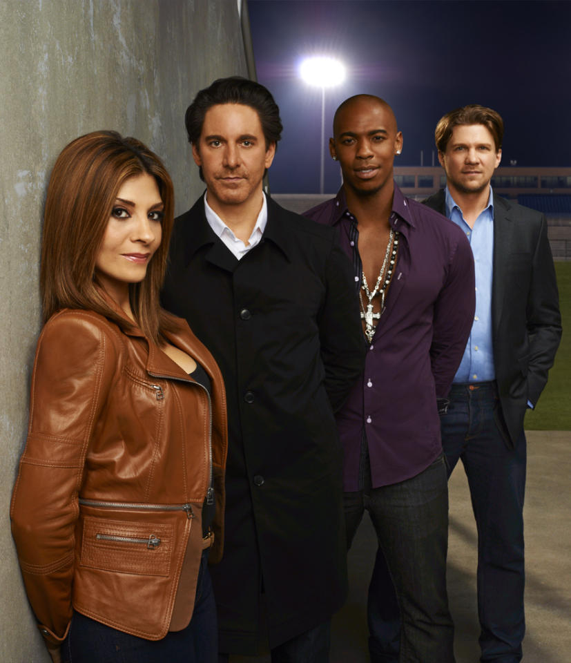 "<P><B>""Necessary Roughness"" (USA)</b><br> <br><B>Returns June 6 </b> <br> <br>Dr. Dani is back to help guide the Hawks through another season of football and relationship drama. Will Dani and Matt finally get together? Will Nico's relationship with Gabrielle blow up?</P>"