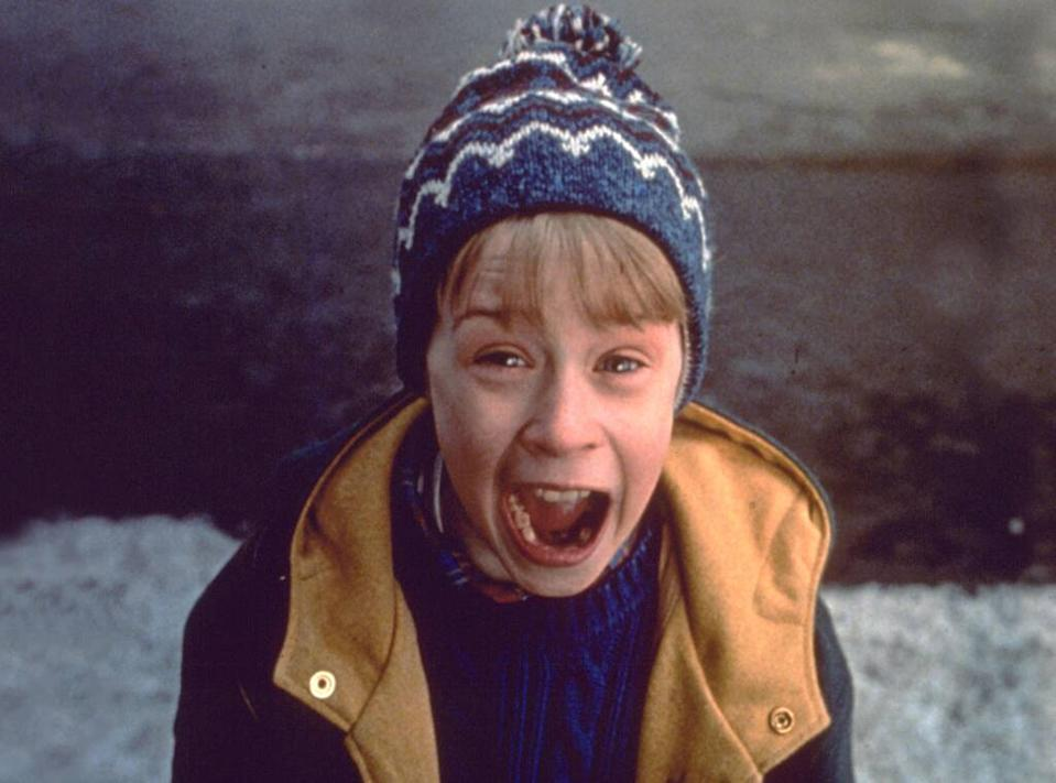 Macaulay Culkin, Home Alone 2 Lost In New York