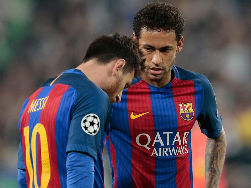 Barcelona were drubbed in Turin, but their play deserved better: Getty