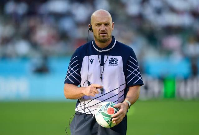 Rugby World Cup 2019 - Pool A - Scotland v Russia
