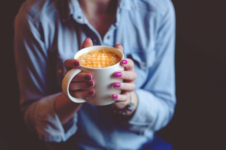 Need a coffee fix? Try a banana instead [Photo: Pexels]