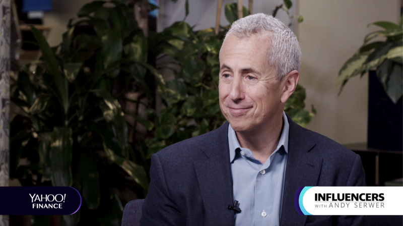 Restaurateur and Shake Shack founder Danny Meyer appears on Influencers with Andy Serwer.