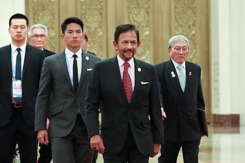 Sultan Hassanal Bolkiah's remarks on capital punishment appeared aimed at assuaging worldwide criticism