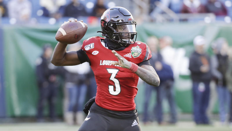 Louisville Preview Football