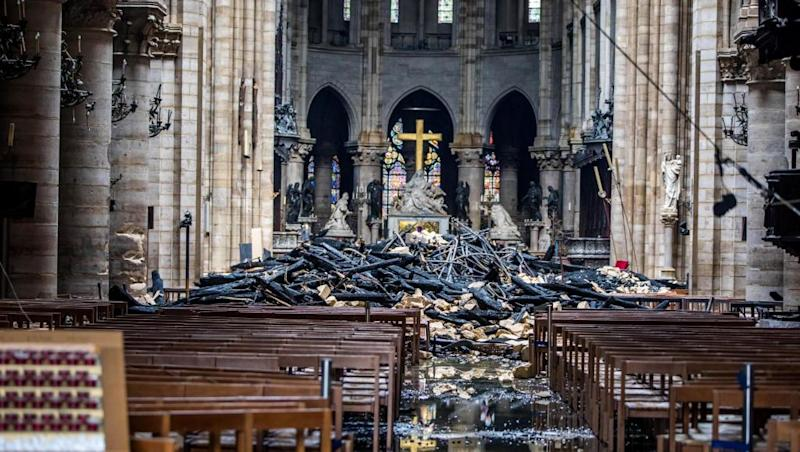 Reconstruction of Notre-Dame de Paris likely to be much more difficult than predicted