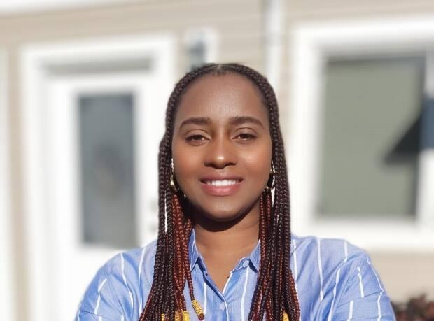 Juliet Bushi is an educator and PhD student in Regina, and a co-founder and organizer of Black Voters Matter Canada. (Submitted by Juliet Bushi - image credit)