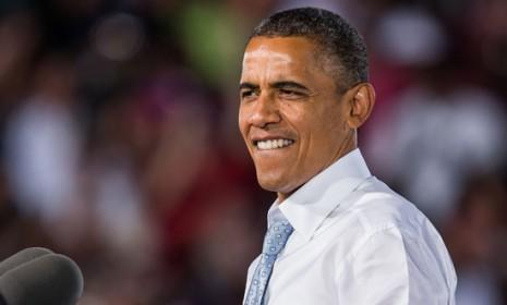 President Obama must be smiling today: For the first time in his presidency, the unemployment rate is as low was it was the month he took office.