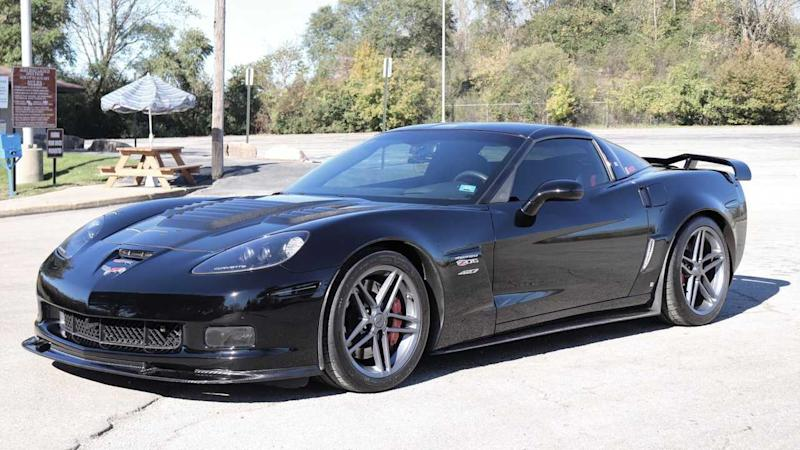 2006 Chevrolet Corvette/Lingenfelter Build