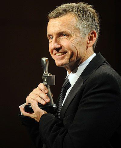 Bruce McAvaney. Picture: AAP