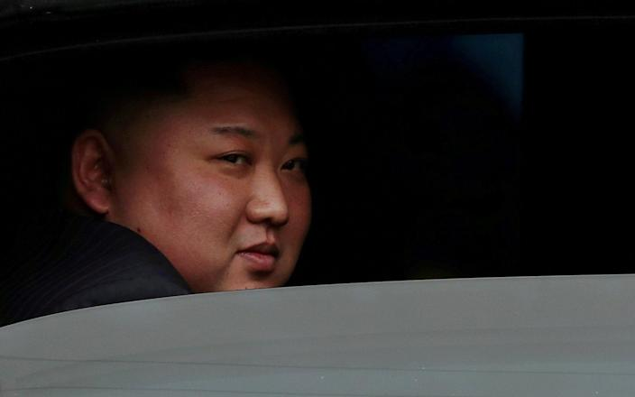 North Korean leader Kim Jong-un - Reuters